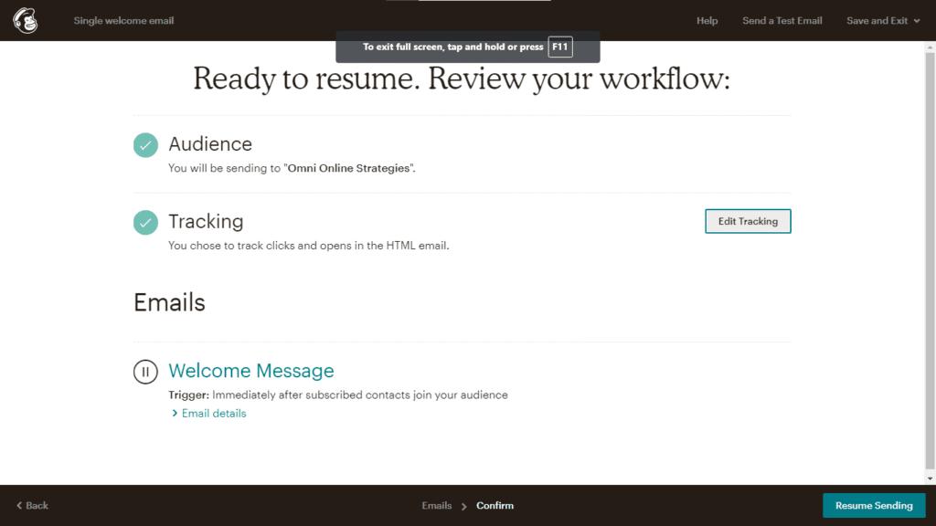 Workflow Summary