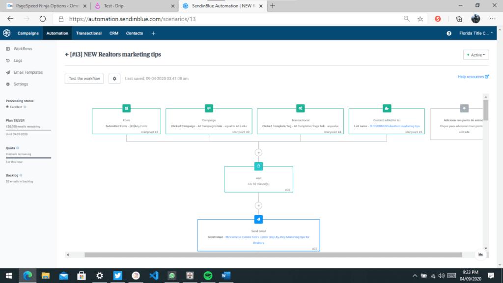 SIB Automation Workflow